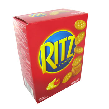 ritz crackers 100g
