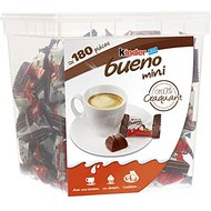 KINDER MINI BUENO BOX DE 180 pcs