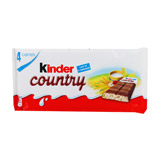 barre kinder country x4 94g