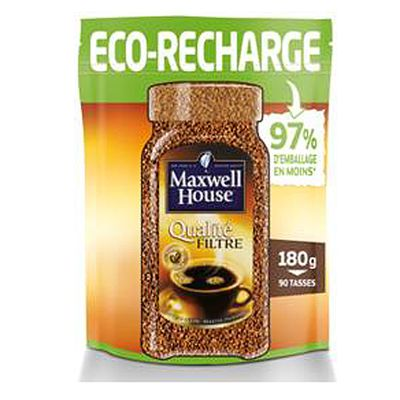 Eco-recharge qualite filtre