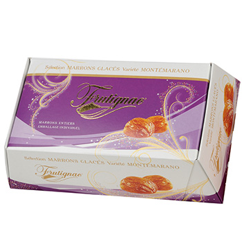 Marrons d'or Frutignac x10 200g