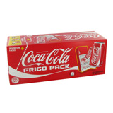 coca cola frigo pack 10x33cl