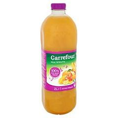 Jus de fruits Carrefour