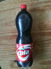 U Cola Authentic U, 1,5l
