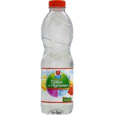 Boisson aromatisee agrumes 0 Calorie U, 1l