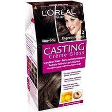 Coloration Ton Sur Ton Casting Creme Gloss Expresso Glace N 412 Tous Les Produits Colorations