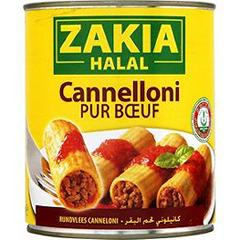 Cannelloni pur boeuf halal