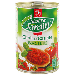 Chair tomate Notre Jardin Basilic 400g