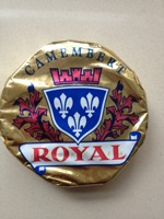 Camembert royal 25%mg