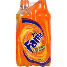 FANTA Orange, 50cl