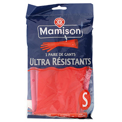 Gants Mamison ultra resistant Taille S 1 paire