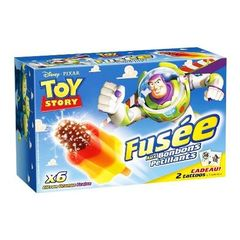 Toy Story fusee x6 -330ml
