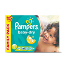 Pampers baby dry family 2x41 taille 5