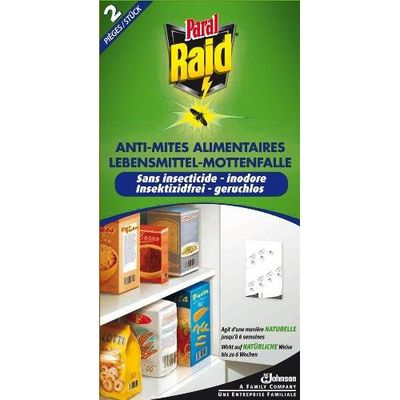 anti mites alimentaires raid x2 tous les produits insecticides prixing. Black Bedroom Furniture Sets. Home Design Ideas