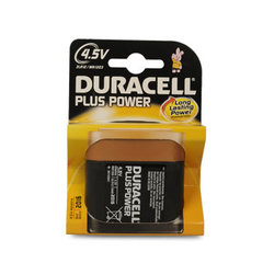 Pile 3LR12 4,5V Plus Power HAL DURACELL