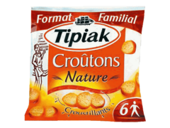 Croutons croustillants nature