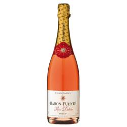 Champagne rose Dolores Baron Fuente 75cl