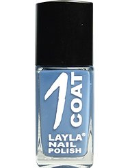 Layla Cosmetics Milano Vernis à Ongles 1 Coat Miami Ice 17 ml