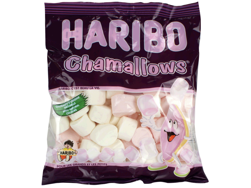 Chamallows Marshmallows HARIBO, 300g