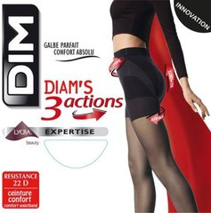 Collant T2 diams 3 actions noir