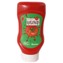 Auchan ketchup nature flacon top down 560g