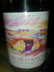 75CL ROSE D'ANJOU ROSE ***
