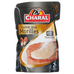 Sauce Morille Charal 120g