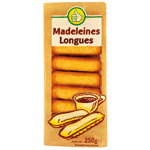 Pouce madeleines longues 1 x 250g
