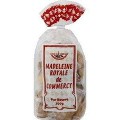 madeleines royales de Commercy 300g