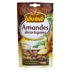 Amandes decortiquees