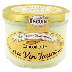 Fromage Cancoillotte Vin jaune 195g
