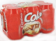Casino Cola - 6 x 33cl
