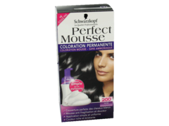 Coloration permanente Noir 200 - Perfect Mousse