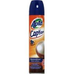 Apta, Captizz, depoussierant toutes surfaces, antistatic, la bombe 300ml