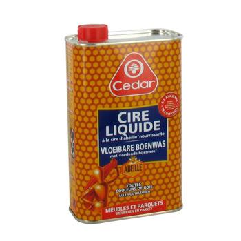 Cire D Abeille Liquide : o 39 cedar cira liquide abeille 1l tous les produits meubles sols prixing ~ Nature-et-papiers.com Idées de Décoration