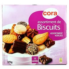 Assortiment de Biscuits 13 variétés