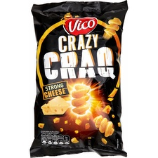 Crazy Craq Strong cheese