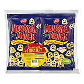 Biscuits Lorenz Monster Munch Jambon Fromage 3x85g