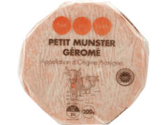 Fromage petit munster gerome