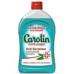 Carolin multi-usages anti-bacterien 500ml
