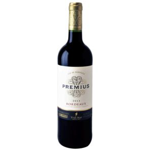 Premius 2007 - Vin rouge 12.5% Une belle robe pourpre revele un nez aux notes de fruits rouges rehaussees de touches vanillees et legerement mentholees. Eleve en futs de chene