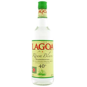 rhum lagoa blanc 40 vol 70cl tous les produits alcools blancs digestifs liqueurs prixing. Black Bedroom Furniture Sets. Home Design Ideas