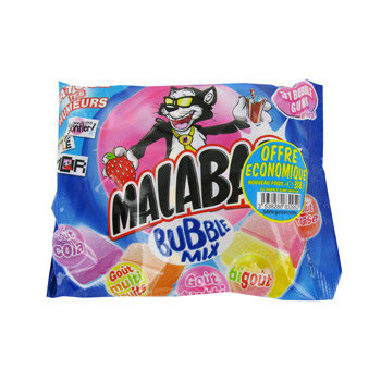 Malabar Bubble mix 318g