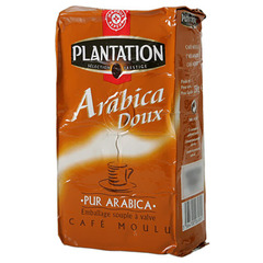 Cafe Plantation arabica doux 250g