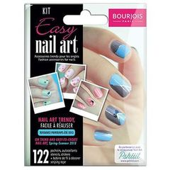 Kit Easy Nail Art