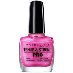 Gemey Maybelline Tenue & Strong Pro Vernis à Ongles 155 Bubble Gum