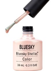 Bluesky Flacon Vernis à Ongles Gel Semi Permanent UV/LED Iced Coral 10 ml