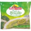 Puree de brocolis, portionnable, le sachet de 750g