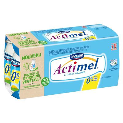 Actimel 0% nature