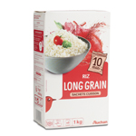 riz long grain incollable 10mn sachets cuisson auchan 5x200g